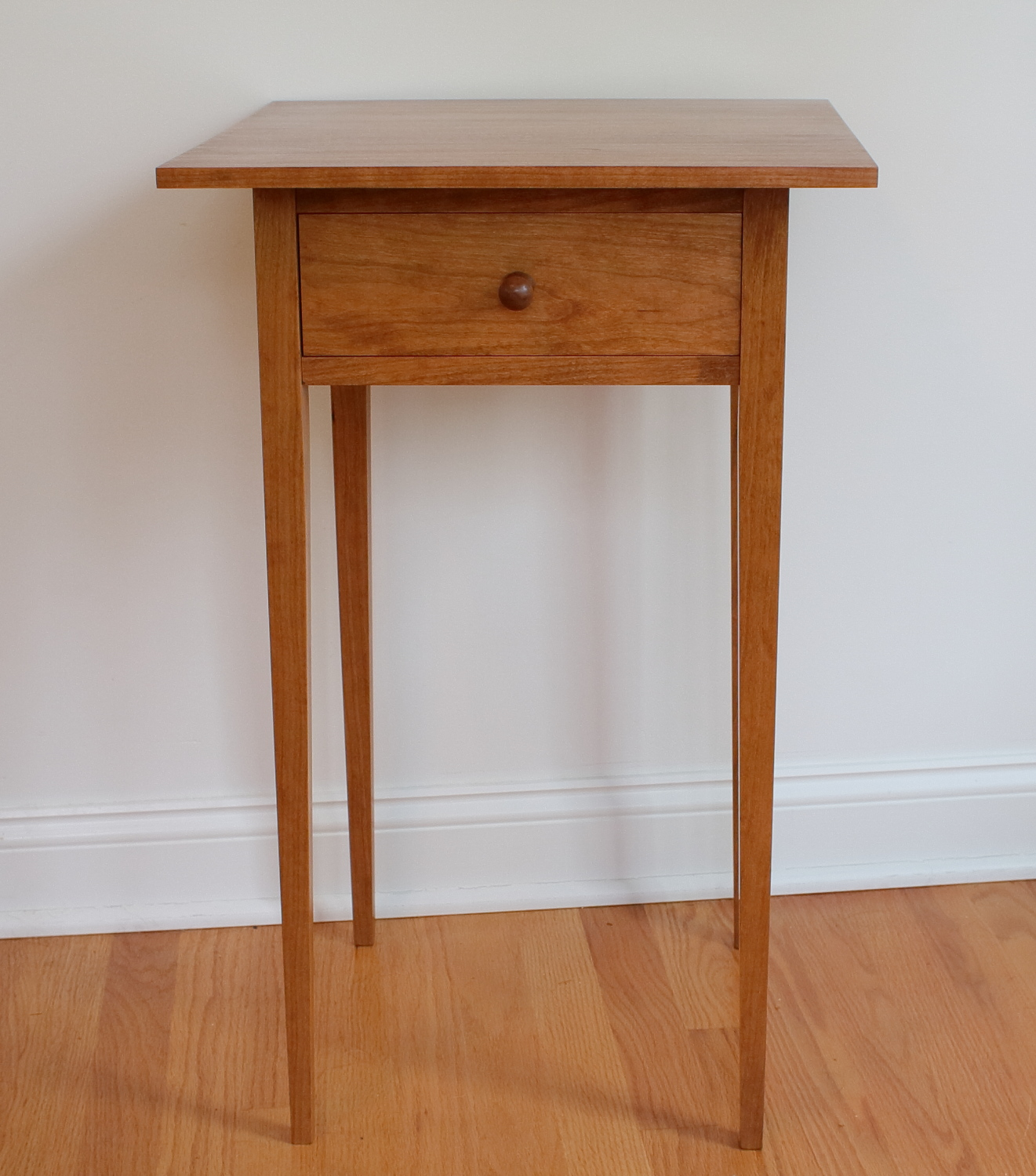 brand new 2ce06 fa7d1 The Shaker Side Table - The Wireless Woodworker